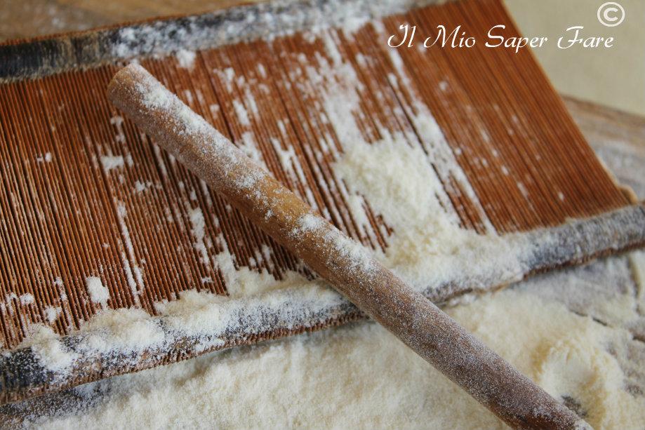 Pasta fresca fatta in casa con cime di rapa blog il mio saper fare