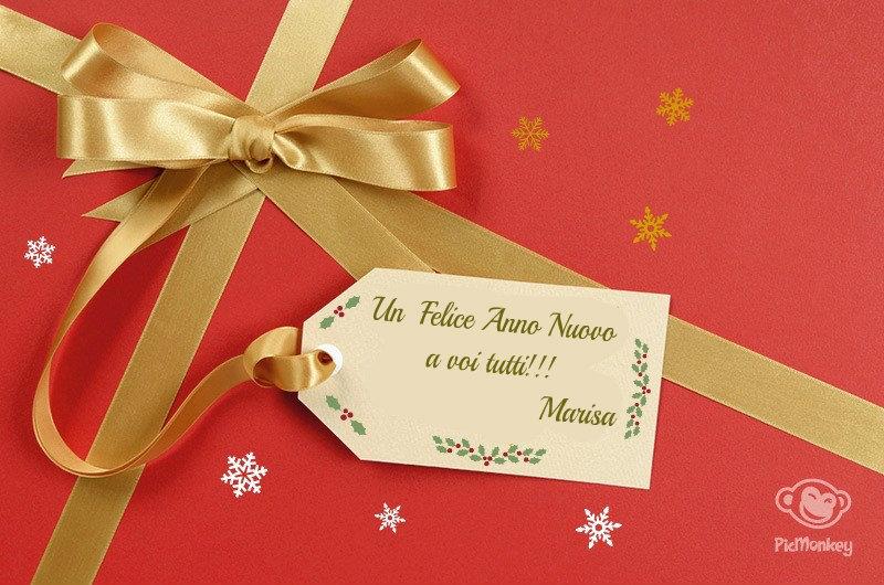 """Felice Anno Nuovo  """"Accogli questo inizio d'anno"""" blog il mio saper fare"""