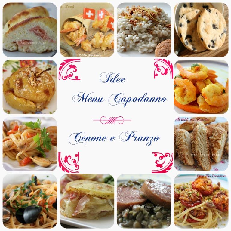Idee menu capodanno cenone e pranzo - Capodanno a casa ...
