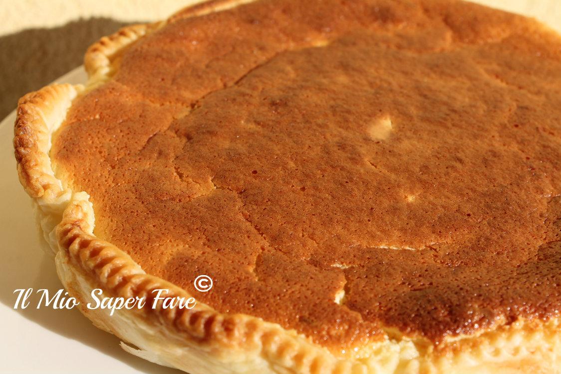 Tarte au Fromage Blanc |Torta di formaggio blog il mio saper fare