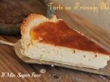 Tarte au Fromage Blanc |Torta di formaggio