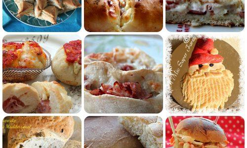 Pane per le feste natalizie speciale nella forma e nel sapore