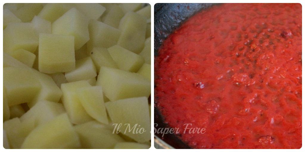 Patatas Bravas o Patate Selvagge  blog il mio saper fare