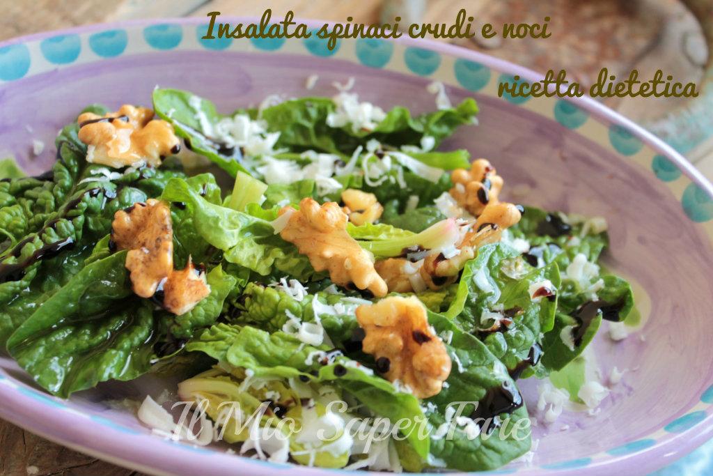 Ricette di pasta con verdure dietetiche