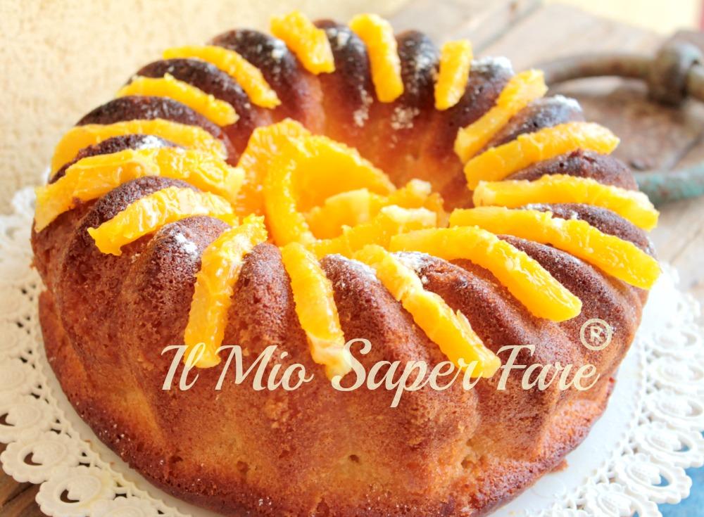 Baba Dolce all\'arancia | Torta babà
