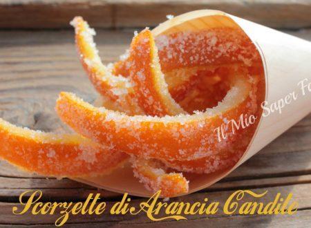 Scorzette di Arancia Candite | Come riutilizzare le bucce di arancia
