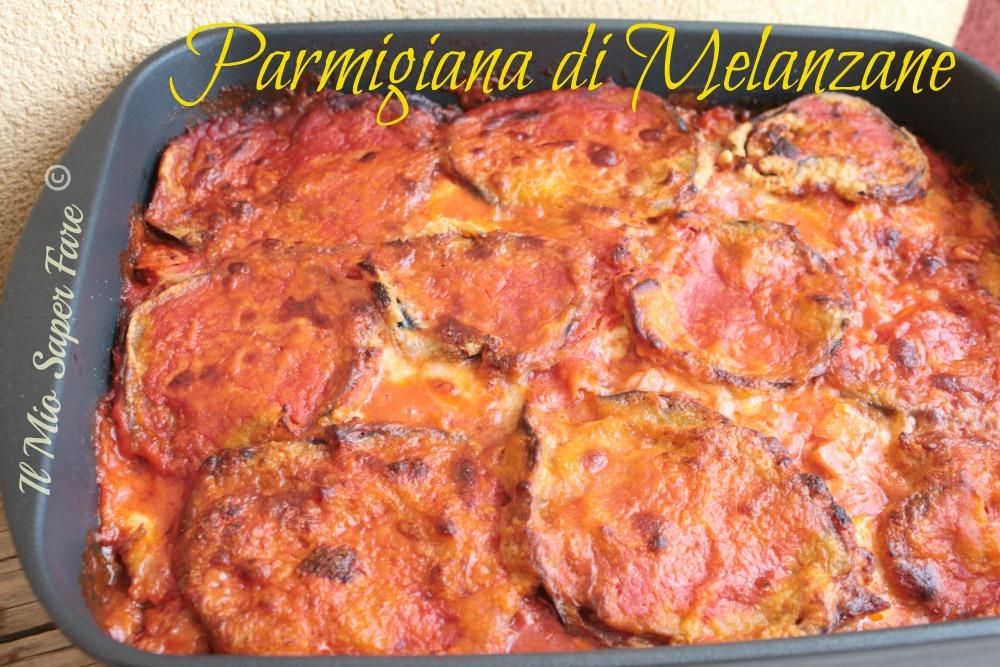 Parmigiana di Melanzane fritte in pastella blog il mio saper fare
