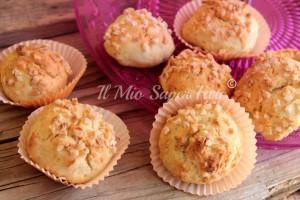 Biscotti di mandorle e ricotta ricetta facile
