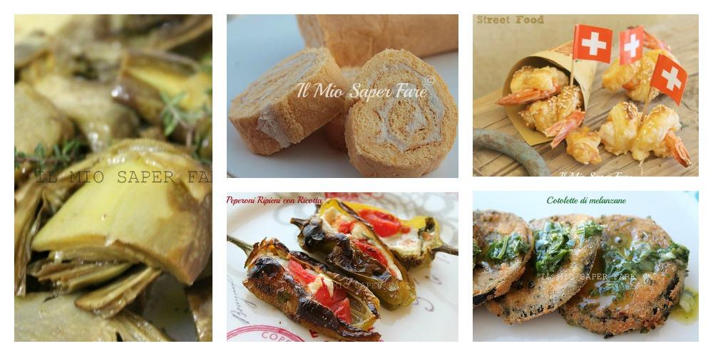 Ricette menu pranzo di pasqua dall 39 antipasto al dolce - Menu per ospiti a pranzo ...
