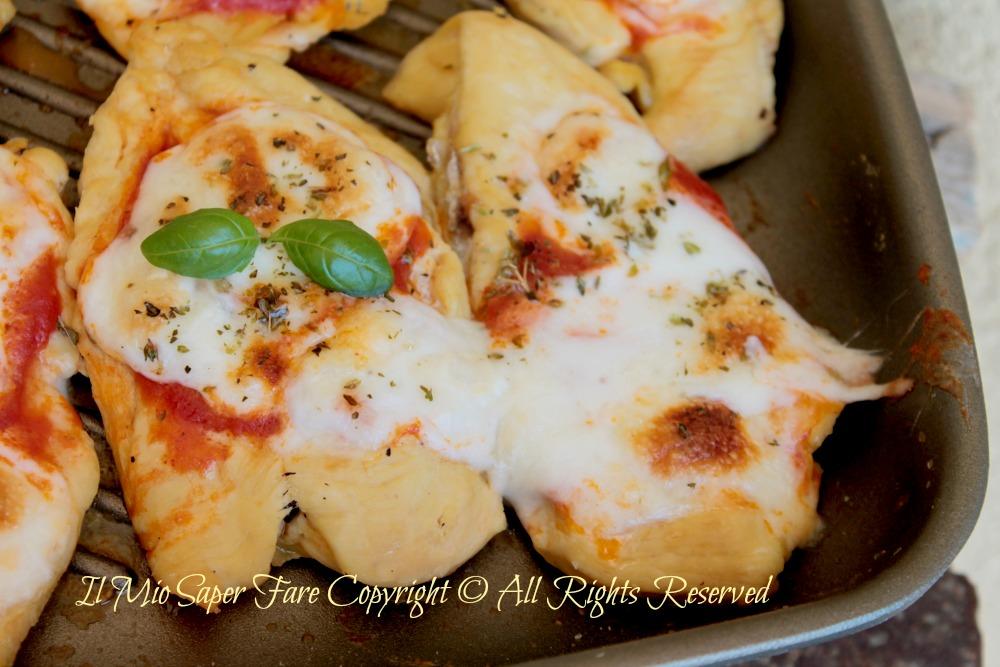Pollo alla pizzaiola ricetta facile e leggera blog il mio saper fare