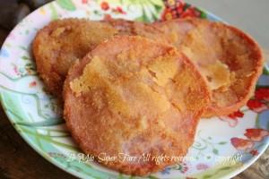 Mortadella impanata fritta