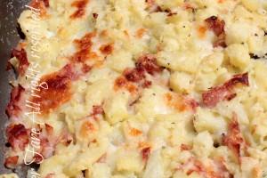 Pasticcio di patate al forno