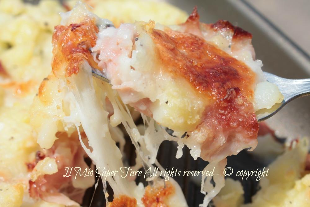 Pasticcio di patate al forno ricetta blog il mio saper fare