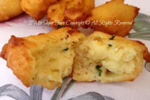 Crocchette di ricotta ricetta vegetariana