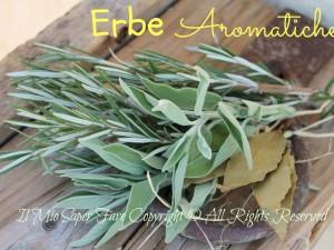 Erbe aromatiche in cucina come usarle e conservarle