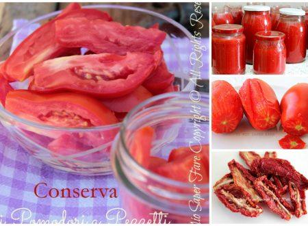 Come conservare i pomodori freschi per l'inverno