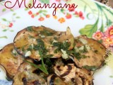 Carpaccio melanzane ricetta facile light blog il mio saper fare
