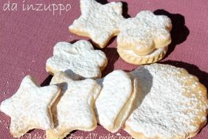 Biscotti alla panna da inzuppo comfort food