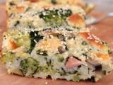 Timballo di riso alle verdure   Ricetta con broccoli il mio saper fare