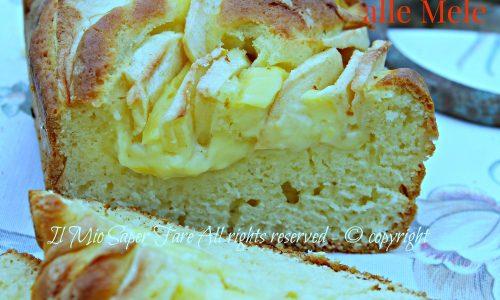 Torta di mele cremosa soffice senza burro