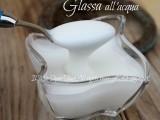 Glassa senza uova per decorare | Glassa all'acqua ricetta il mio saper fare