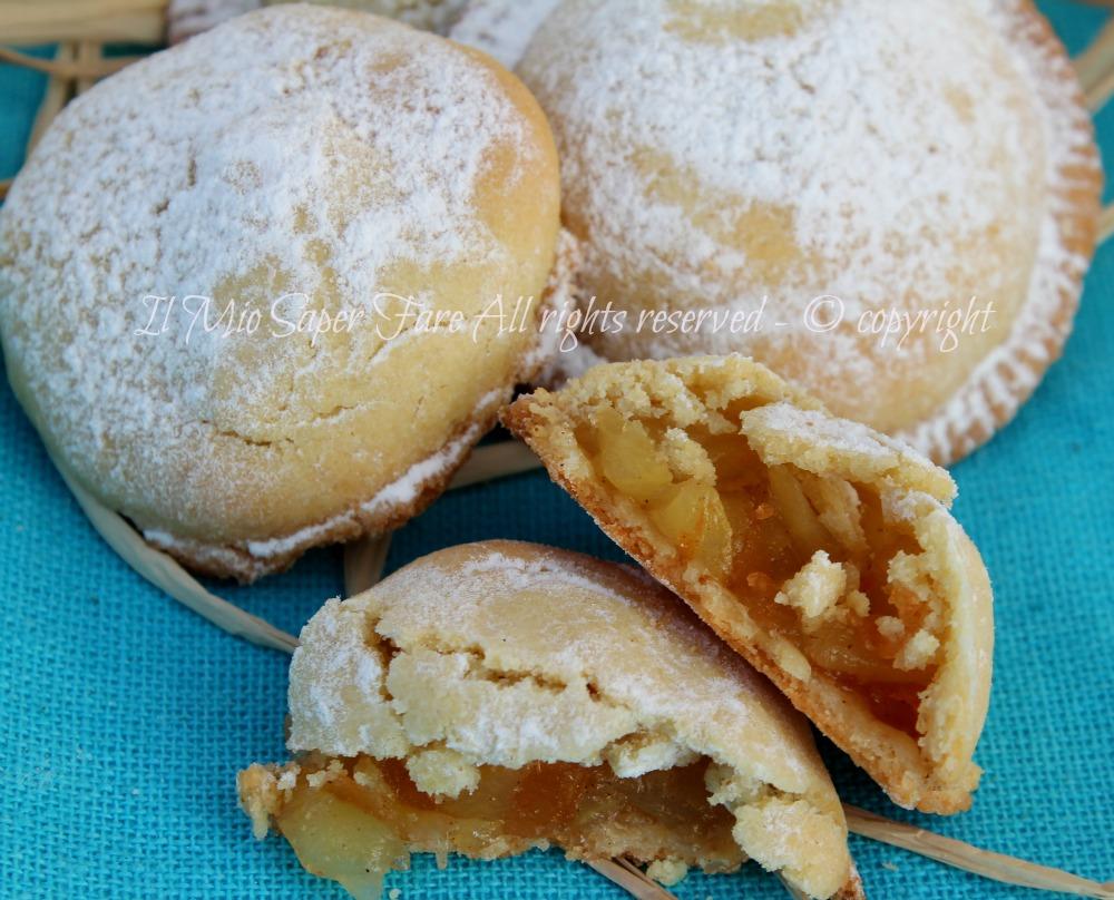 Biscotti cuor di mela fatti in casa ricetta for Gnocchi di ricotta fatto in casa da benedetta