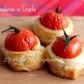 Pomodorini in crosta antipasto sfizioso il mio saper fare