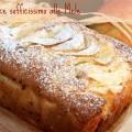 Plumcake-sofficissimo-alle-mele-ricetta il mio saper fare