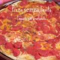 Pizza con bicarbonato | Pizza senza lievito ricetta il mio saper fare