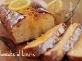Plum cake con succo di limone ricetta il mio saper fare