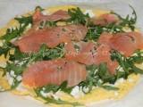 Uova e salmone affumicato ricetta facile il mio saper fare