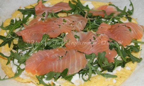 Uova e salmone affumicato ricetta facile