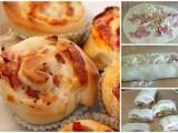 Girelle pasta pizza | Pizza rolls ricetta il mio saper fare