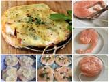 Medaglioni di Salmone e Patate   Salmone al forno ricetta il mio saper fare