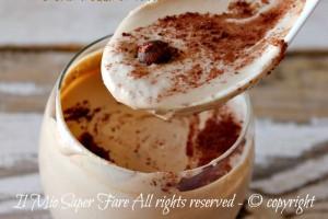 Spumone al caffe   crema fredda al caffè