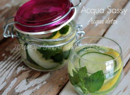 Acqua Sassy | Acqua detox