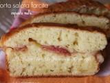 Torta salata impasto molle farcita | Idee per buffet il mio saper fare