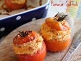 Pomodori soffiati ricetta facile il mio saper fare