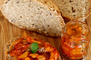 Salsa peperoni ricetta facile di Antonella