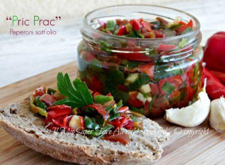 Peperoni sottolio ricetta PRIC PRAC