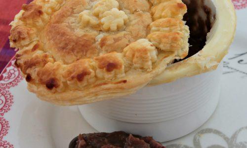 Lenticchie cotechino in crosta per Capodanno