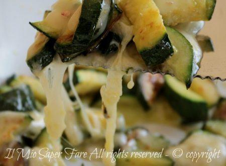 Zucchine filanti cotte in padella ricetta veloce