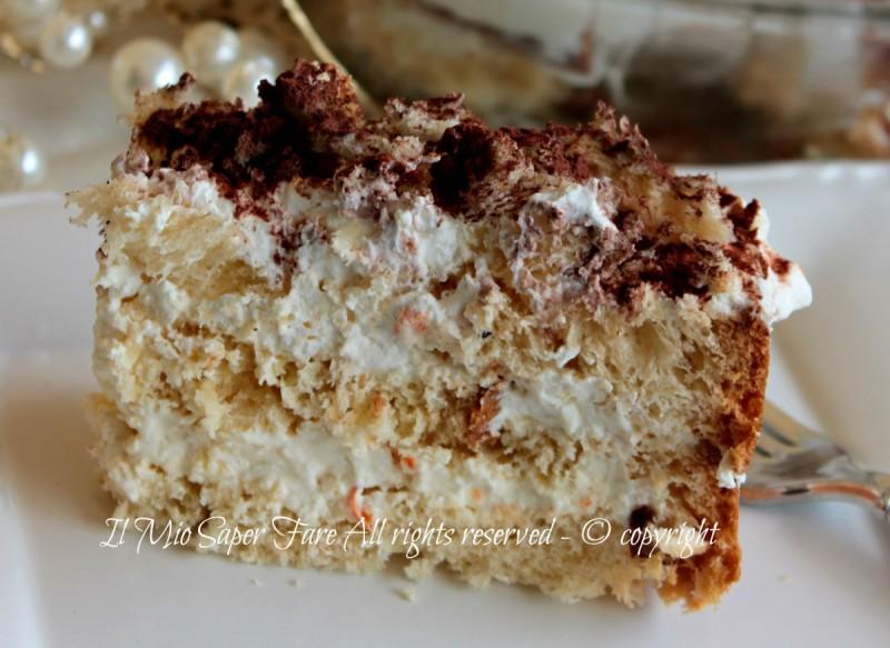 Ricetta torta con mascarpone senza uova
