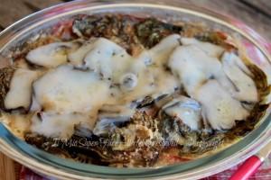 Parmigiana carciofi bianca senza besciamella
