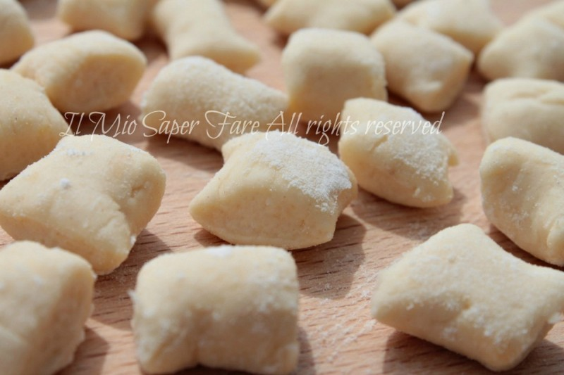 Gnocchi di patate morbidi e delicati come fare gli gnocchi il mio saper fare