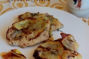 Pollo in crosta di patate – ricette con petto di pollo