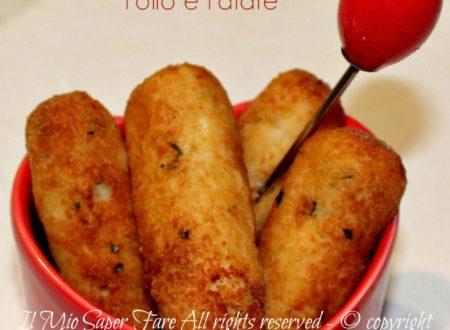 Crocchette pollo e patate ricetta facile