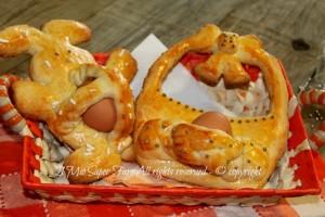 Scarcella di Pasqua ricetta pugliese