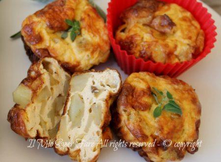 Frittatine patate rosticceria   Frittata con patate