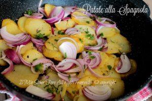 Patate alla spagnola ricetta con patate facile
